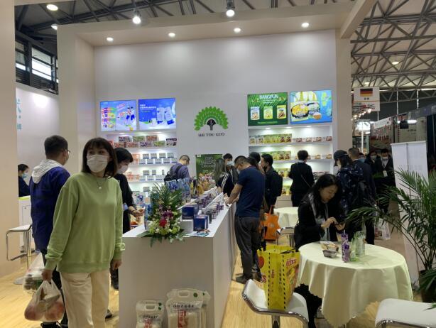 赛买科技亮相FHC上海环球食品展,领航健康零食行业